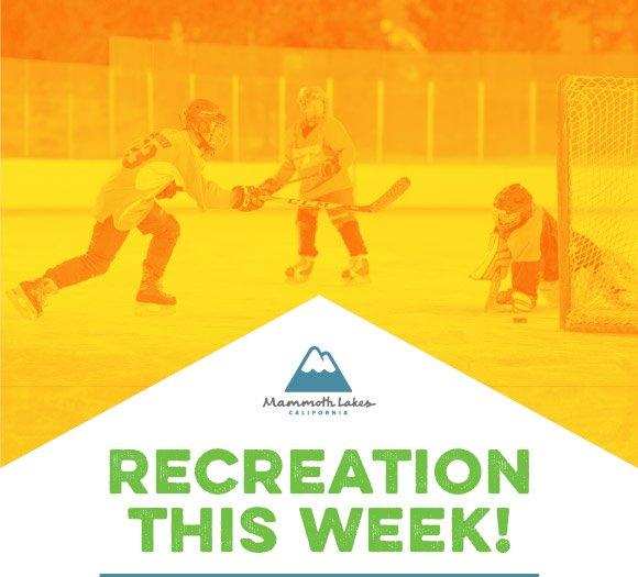 Recreation This Week!