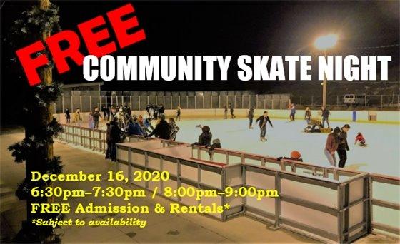 Community Skate Night