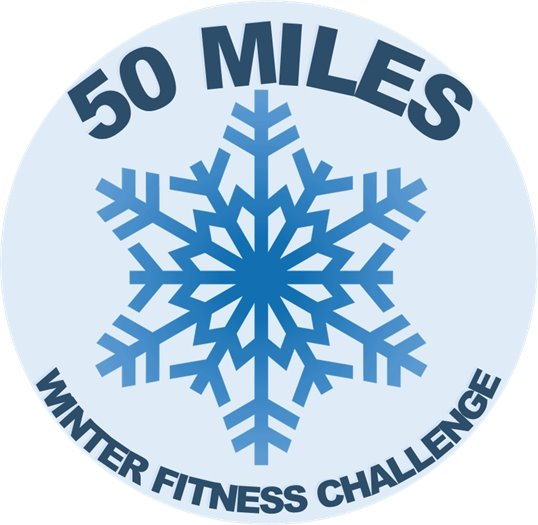 Winter Fitness Challenge: 50+ Miles by end of March