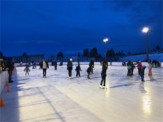 Public Ice Skating Picture
