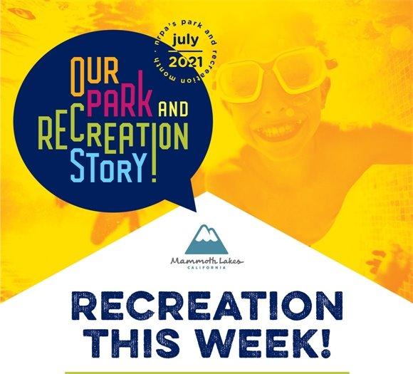Recreation This Week - Pool Image