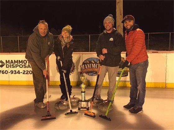 2020 Curling Champions