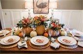 Thanksgiving Table - Recipe Raffle Image
