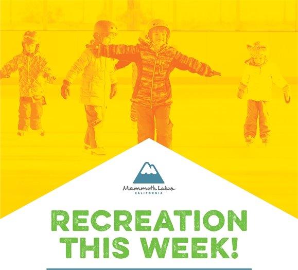 Recreation This Week Header - Winter