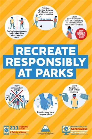 Recreate Responsible at Parks