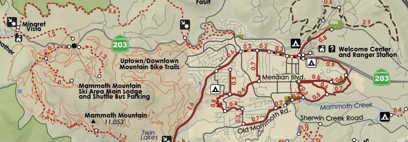 Mammoth Lakes, CA - Official Website on irvine trail map, mono lake trail map, eugene trail map, bear valley springs trail map, whittier trail map, lone pine trail map, claremont trail map, bend trail map, thousand island lake trail map, missoula trail map, yosemite falls trail map, lemon grove trail map, santa rosa trail map, los altos hills trail map, grand rapids trail map, sycamore trail map, highland trail map, jefferson county trail map, whistler trail map, mammoth bus map,