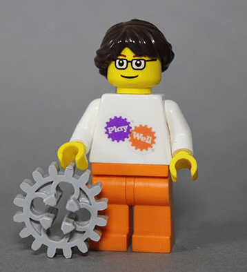 Play-Well Lego Person