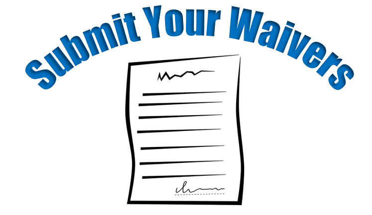 Submit Your Waivers Website Image
