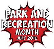 Celebrate Parks and Recreation Month this July!