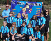 The U10 Blue Bandits!